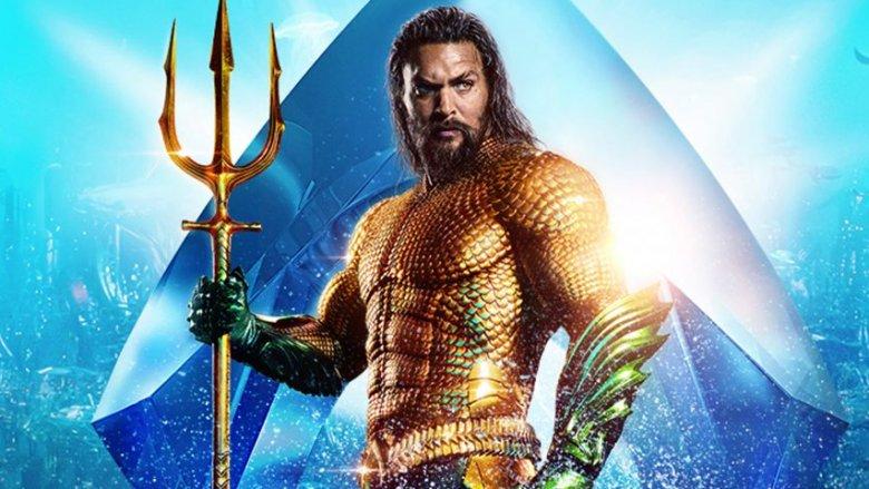 Aquaman promo image
