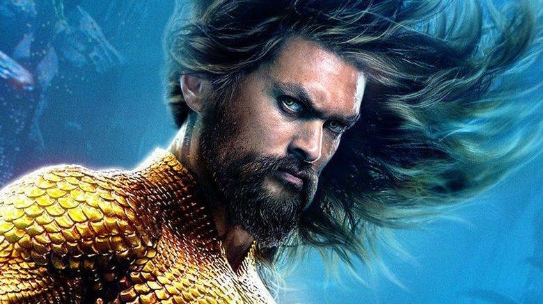 Aquaman Jason Momoa Arthur Curry