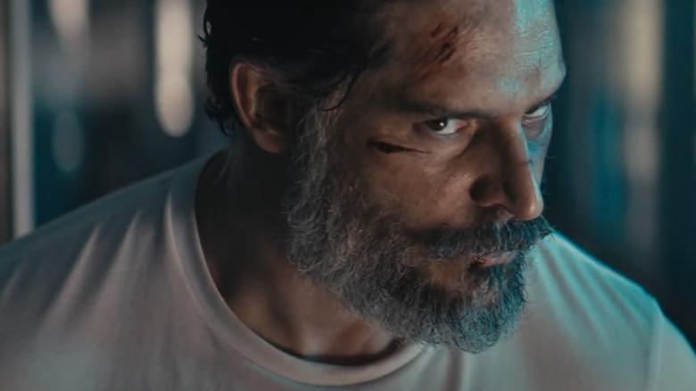 Joe Manganiello as Max Fist in Archenemy