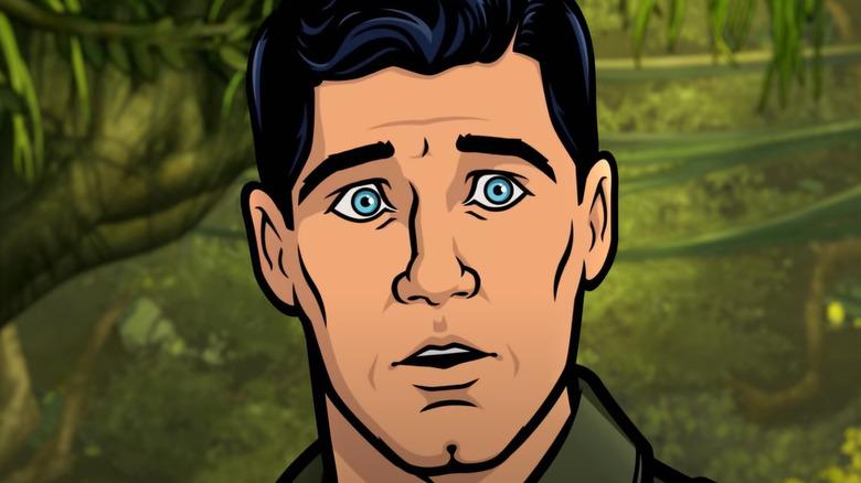 Archer Shocked