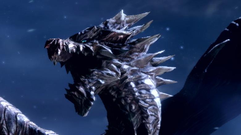 Monster Hunter Rise Dragon roars