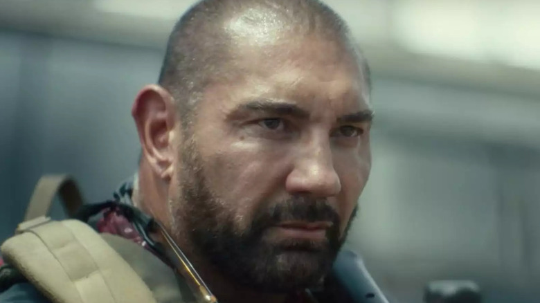 """Dave Bautista in """"Army of the Dead"""""""