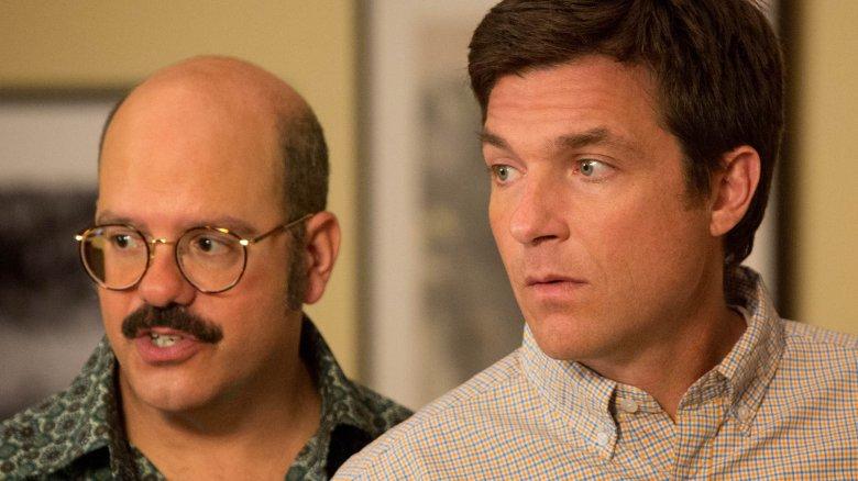 David Cross and Jason Bateman on Arrested Development season 4