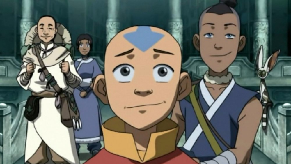 From Avatar: The Last Airbender