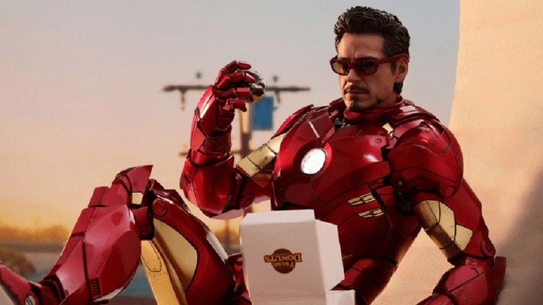 Robert Downey, Jr. in Iron Man 2