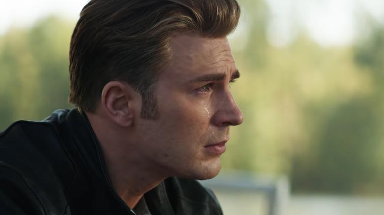 Chris Evans Steve Rogers Captain America Avengers Endgame