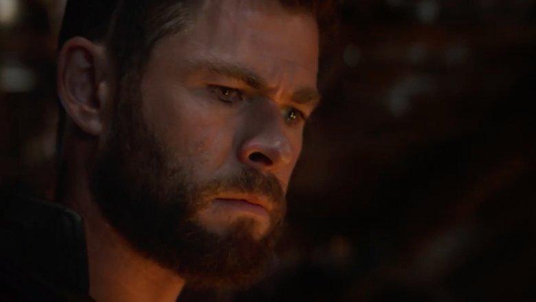 Avengers: Endgame Chris Hemsworth Thor