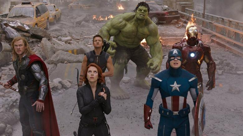 Avengers, assemble