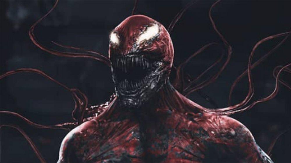 Venom 2 Carnage fan art