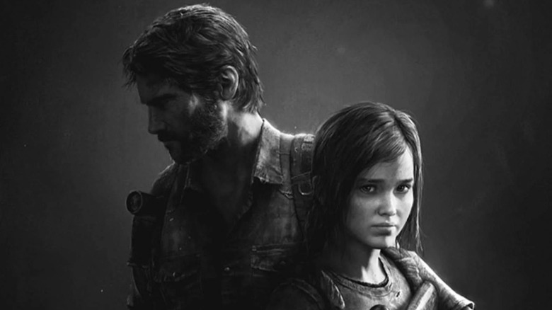 A poster for The Last of Us