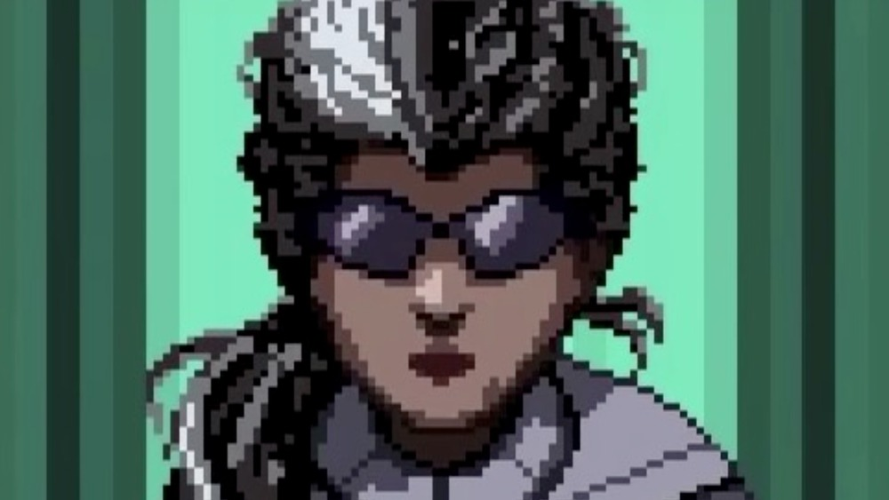 Indra from Axiom Verge 2