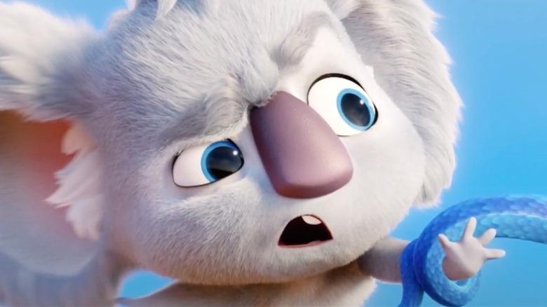 Confused koala Netflix Back to the Outback