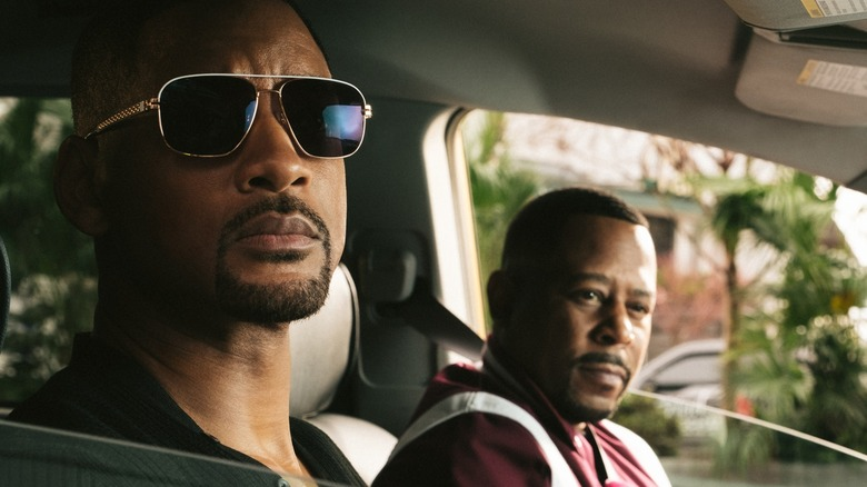 Scene from Bad Boys for Life