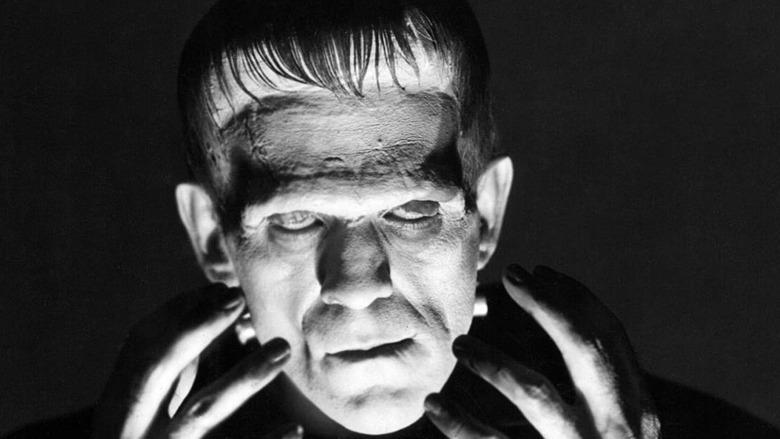 Frankenstein's monster comes to life