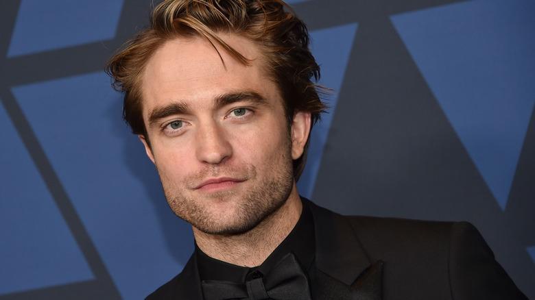 The Batman star Robert Pattinson