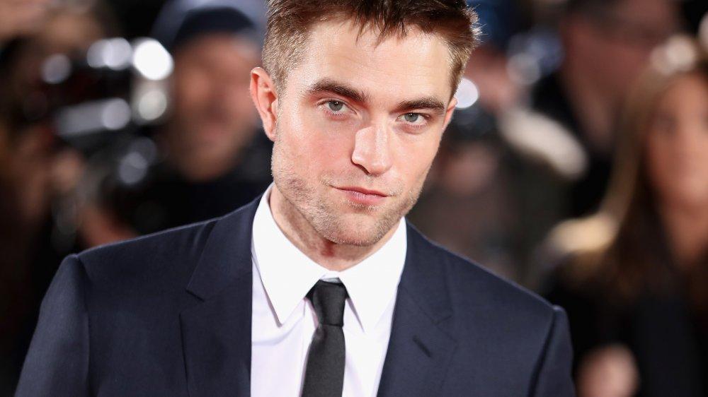 Robert Pattinson, who will portray Bruce Wayne in The Batman