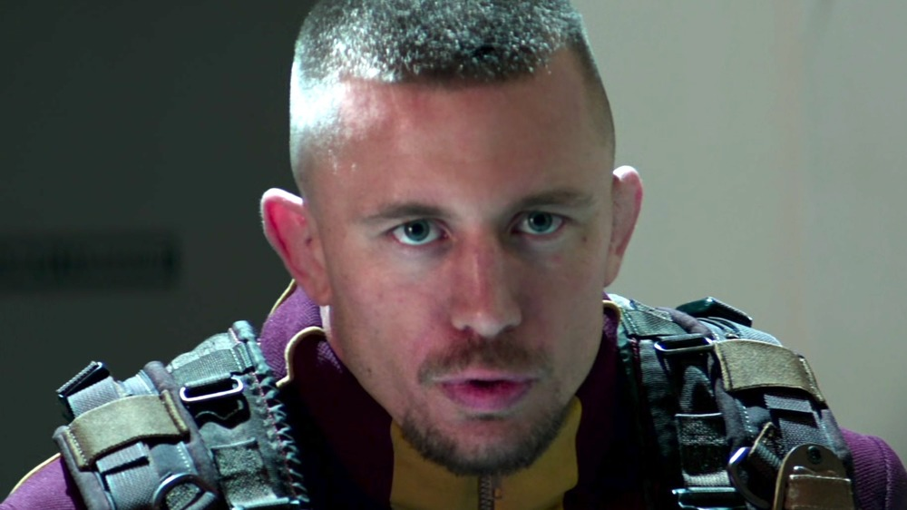 Georges St-Pierre as Batroc the Leaper in Falcon and The Winter Soldier