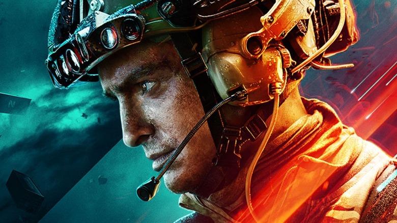 Battlefield 2042 Soldier Headset