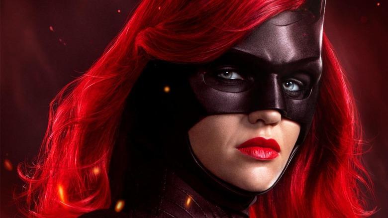 Ruby Rose as Kate Kane on Batwoman