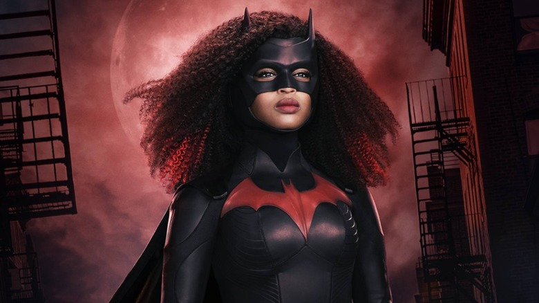Javicia Leslie makes her debut as Batwoman on The CW show