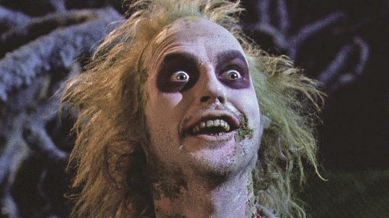 Michael Keaton as Beetlejuice