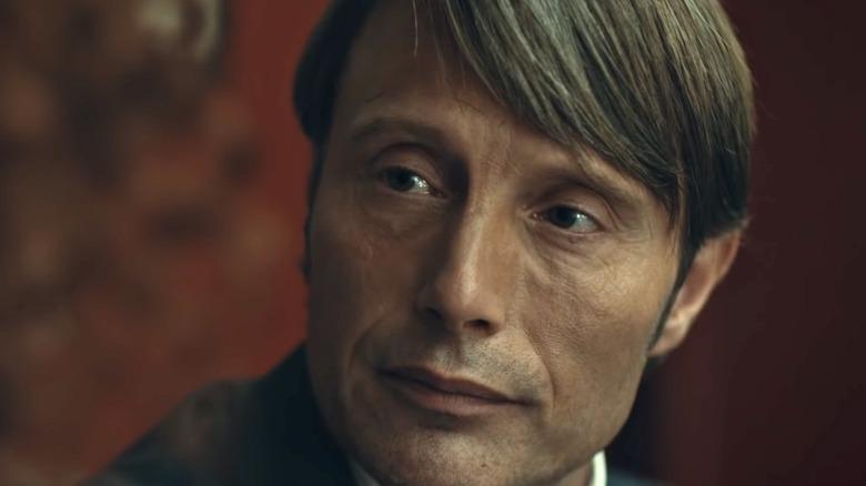 Hannibal talking