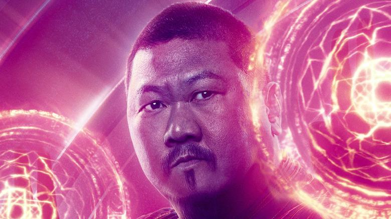Wong Doctor Strange poster