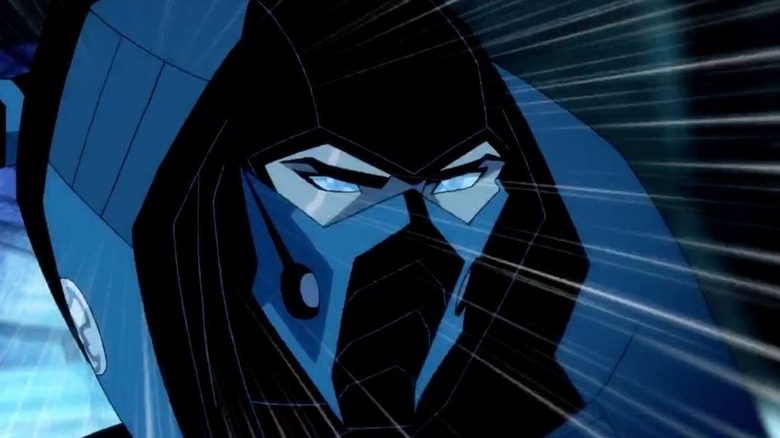 "Sub-Zero in ""Mortal Kombat Legends: Battle of the Realms"""