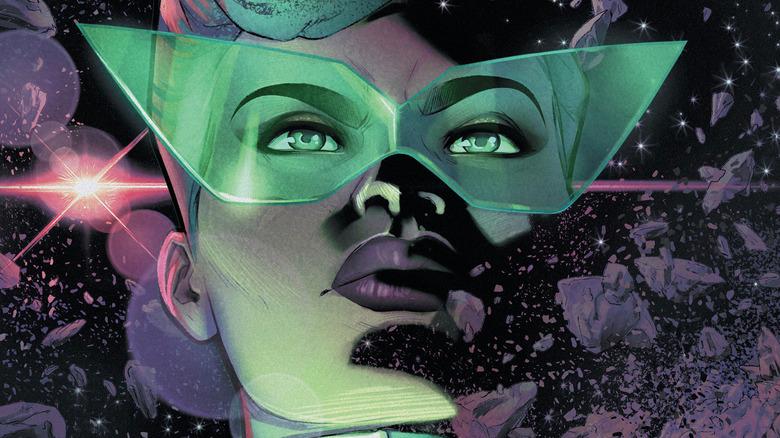 Sojourner Mullein Green Lantern