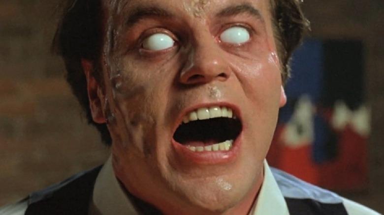 Scanners Michael Ironside vein head eyes