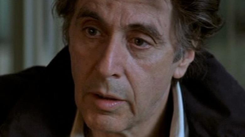 Al Pacino looks tired