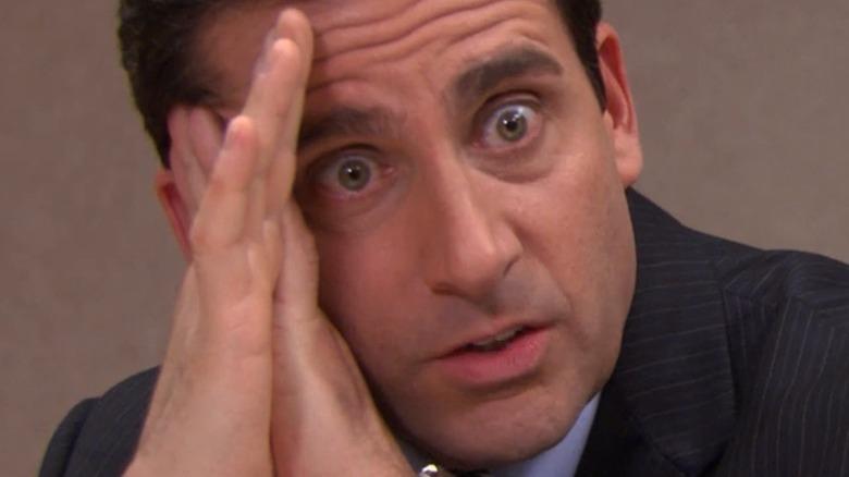 Michael threatens Toby
