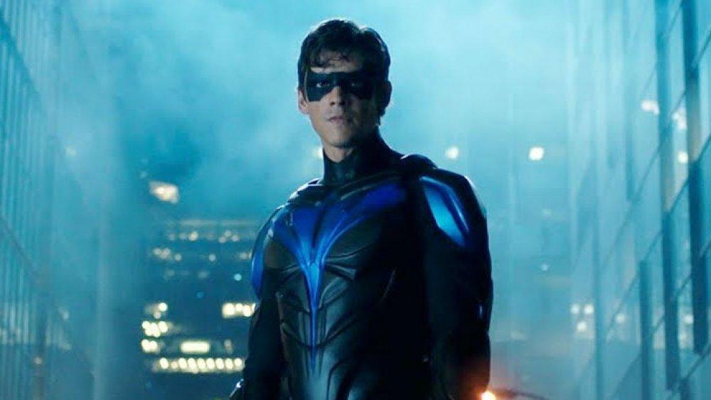 Dick Grayson as Nightwing