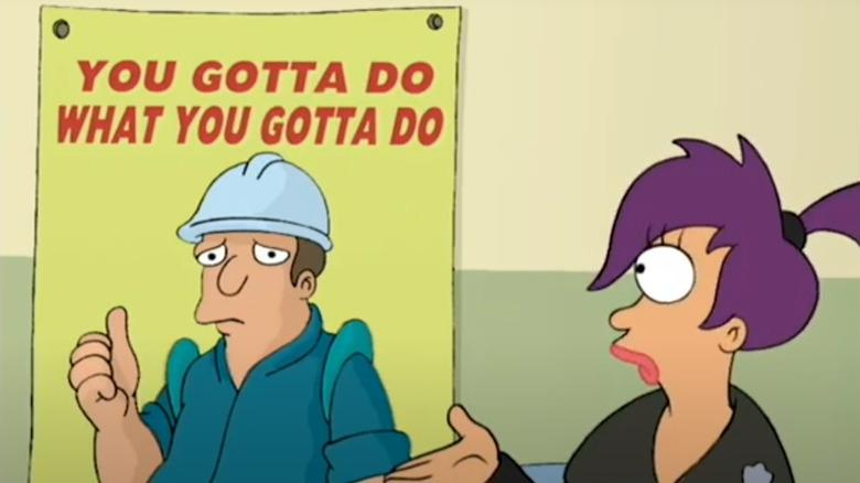 You Gotta Do Futurama