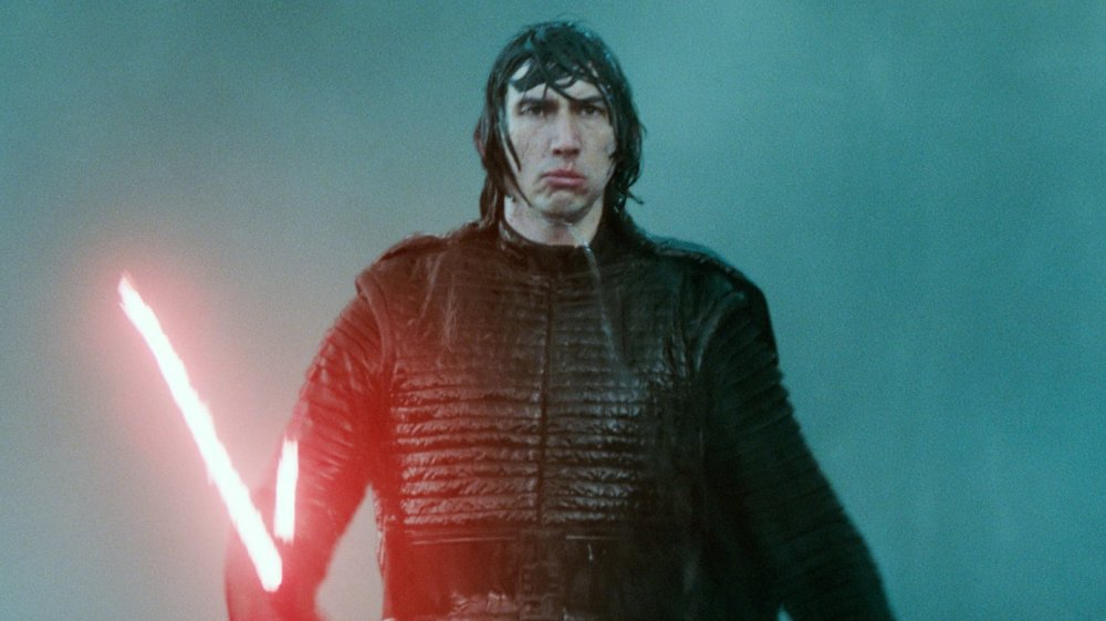 Kylo Ren in Rise of Skywalker