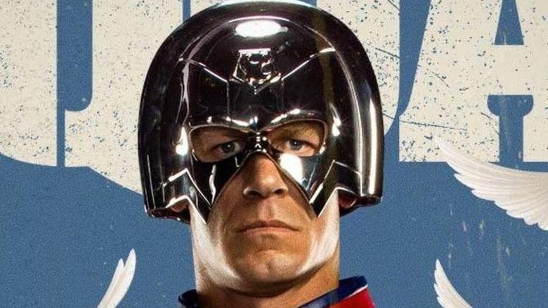 Peacemaker helmet