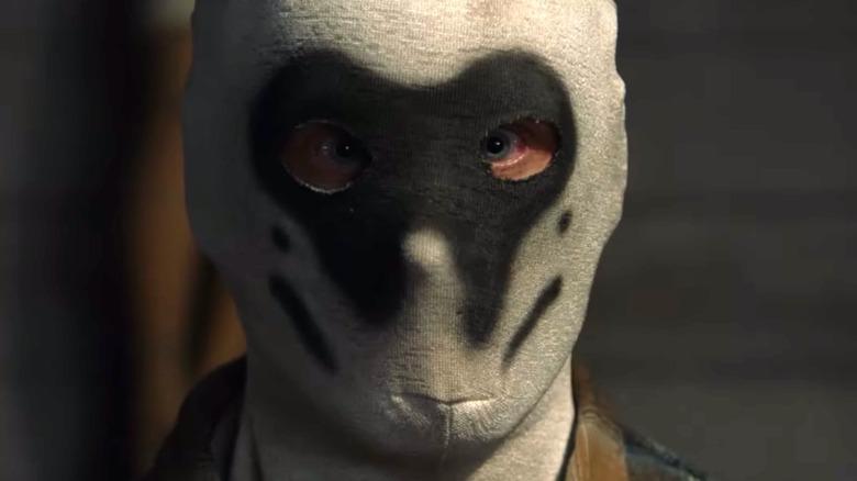 Promotional artwork for Watchmen