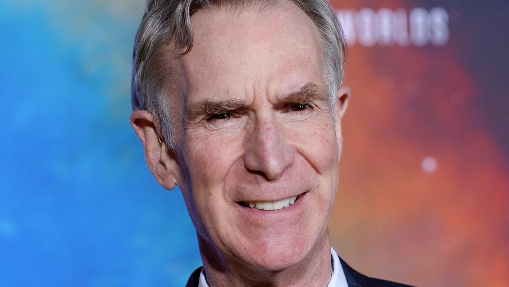 Bill Nye smiling