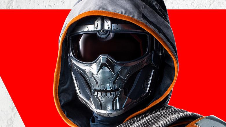 Black Widow poster Taskmaster