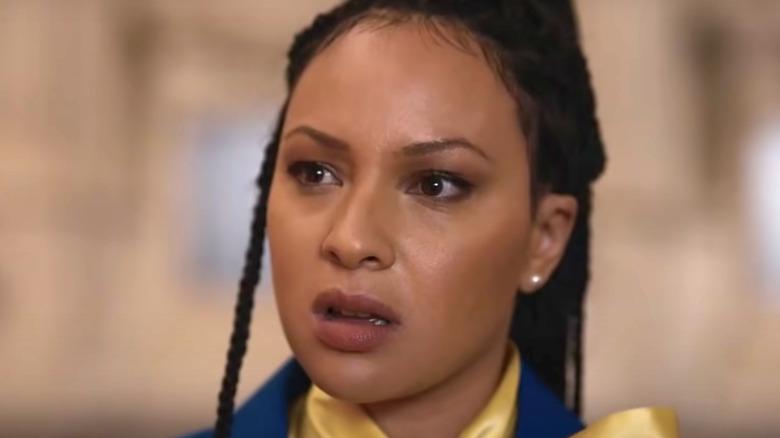 Jasmine Cephas Jones as Ashley irritated