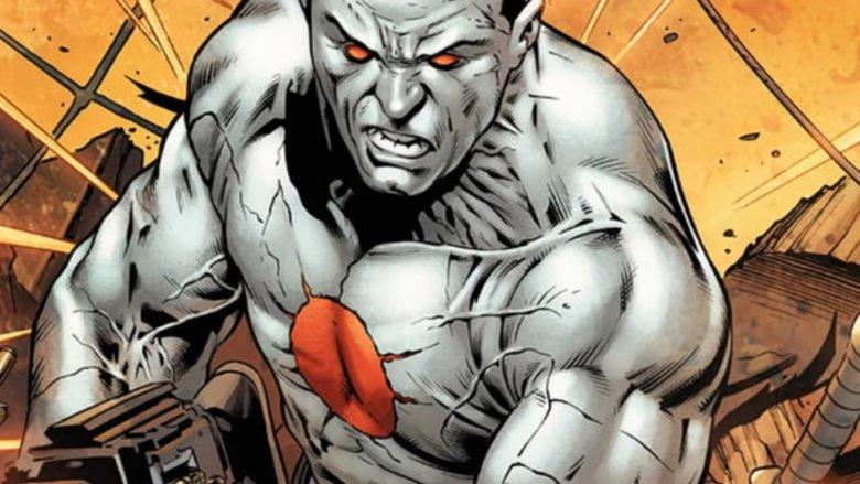 Valiant Comics hero Bloodshot