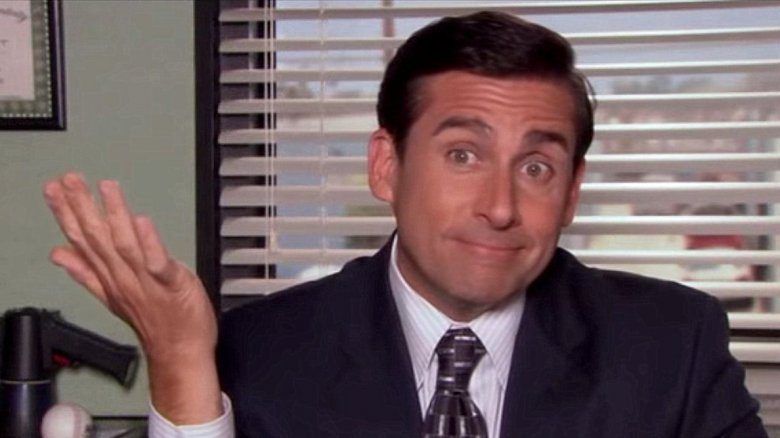 The one, the only, Michael Gary Scott!