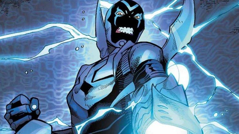 Blue Beetle Jaime Reyes DC Comics