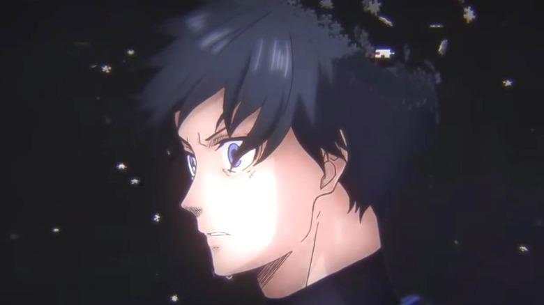 Yoichi Isagi shocked