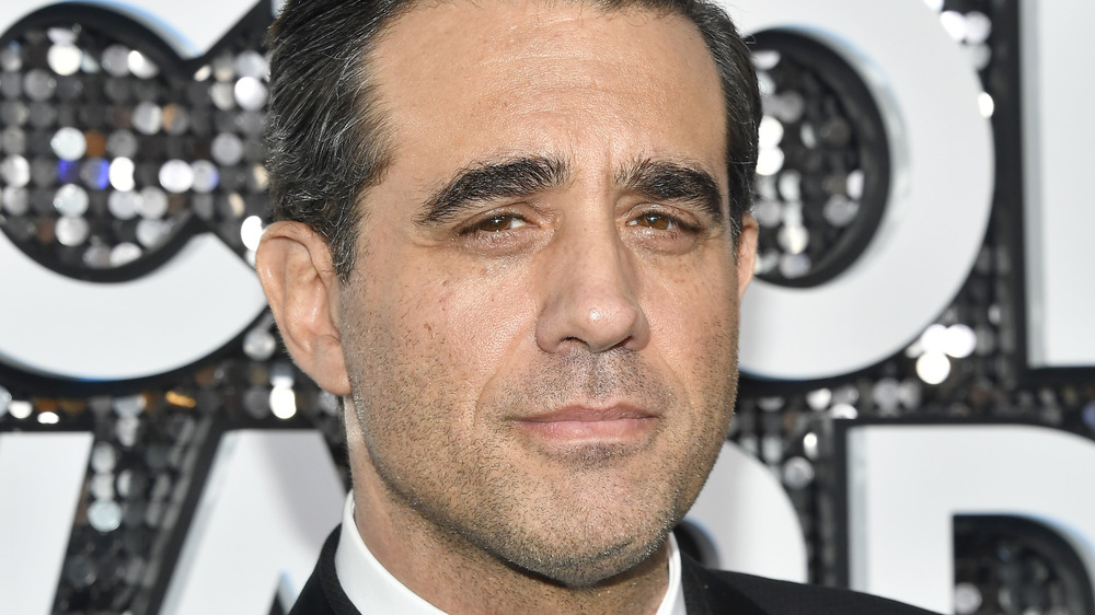 Bobby Cannavale smiling red carpet