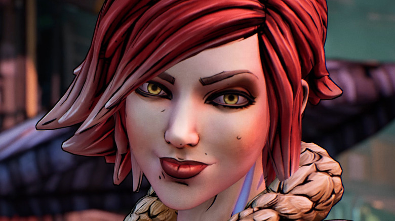 Lilith in Borderlands 3