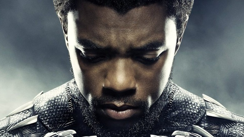 Black Panther promo image