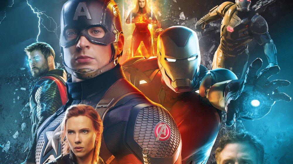 Avengers: Endgame poster by BossLogic