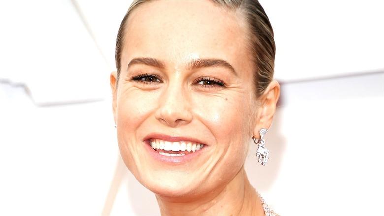 Brie Larson Smile Earring