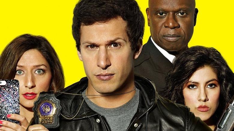 Brooklyn Nine-Nine season 4 poster
